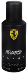 Ferrari Scuderia Black - deodorant ve spreji