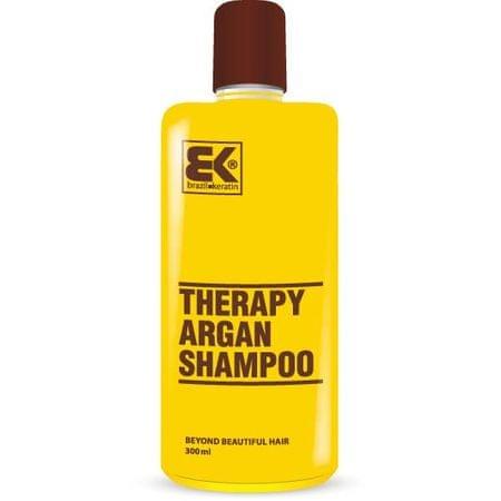 Brazil Keratin Sampon keratin és argánolaj minden típusú hajra (Therapy Argan sampon) 300 ml