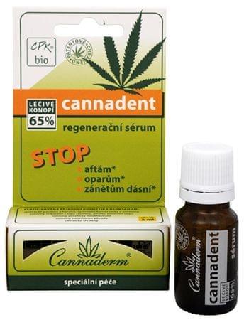 Cannaderm Sérum proti oparům Cannadent STOP 5 ml