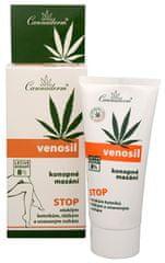 Cannaderm Konopné mazání na žíly Venosil 100 ml