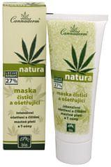 Cannaderm Čisticí a ošetřující maska Natura 75 g