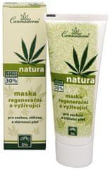 Cannaderm Regenerační a vyživujicí maska Natura 75 g