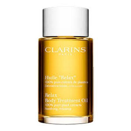 Clarins 100% Relax olej ciała (olej Relax ciała Leczenie) 100 ml