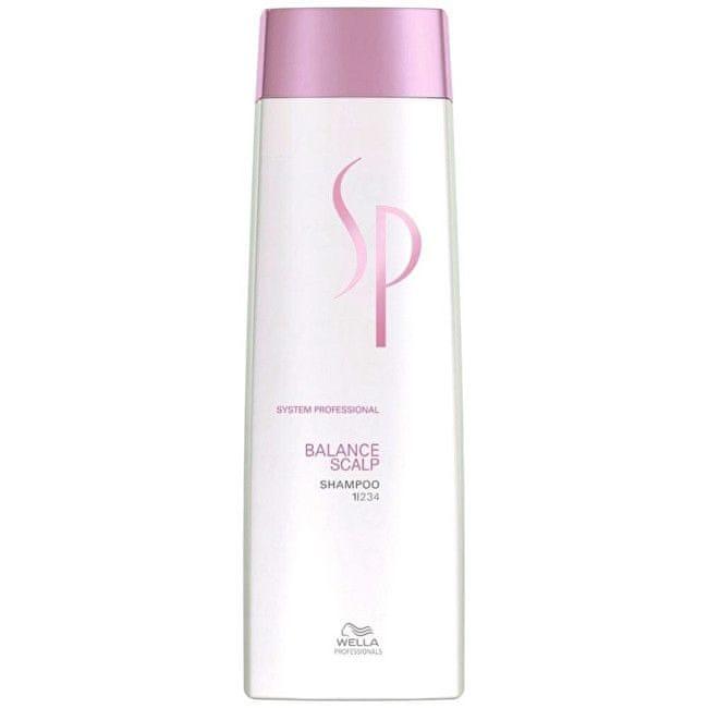 Wella Professional Zklidňující šampon pro citlivou pokožku hlavy (Balance Scalp Shampoo) (Objem 250 ml)