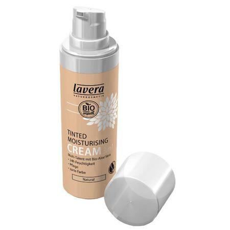 Lavera Tónovací hydratační přírodní krém 3v1 (Tinted Moisturising Cream) 30 ml (Odstín přírodní)