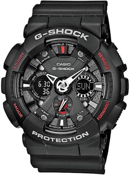 Casio The G/G-SHOCK GA 120-1A