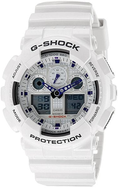 Casio The G/G-SHOCK GA 100A-7A