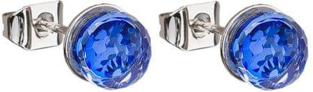 Preciosa Ivy Fülbevaló Sapphire 7136 68