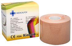 Medicalfox Tejpovací páska Kinezio 5 cm x 5 m