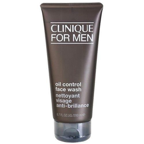 Clinique Čisticí pleťová péče For Men (Oil Control Face Wash) 200ml