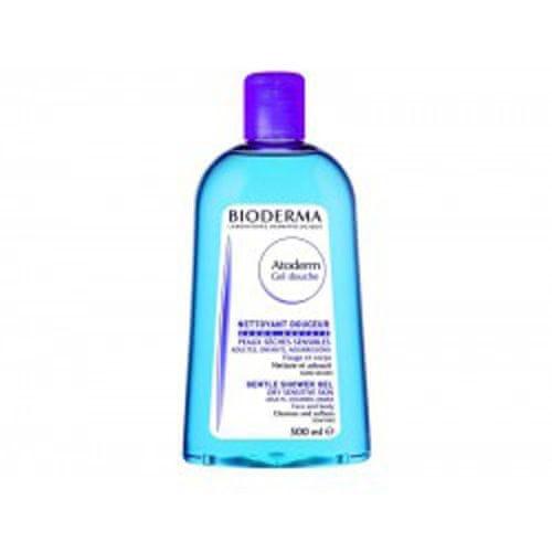 Bioderma Výživný sprchový gel pro suchou pokožku Atoderm (Gentle Shower Gel) (Objem 1000 ml)