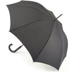 Pánsky palicový vystreľovací dáždnik Shoreditch 2 Cross Print G832