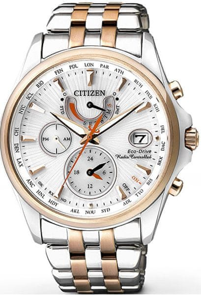 Citizen Eco-Drive Radio Controlled FC0014-54A