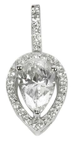Silver Cat Srebra zawieszki z kryształami SC071 srebro 925/1000