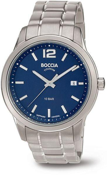 Boccia titanium panske hodinky 3581 02 50 produktů. Boccia Titanium Sport  3581-02 2e2d6134f4