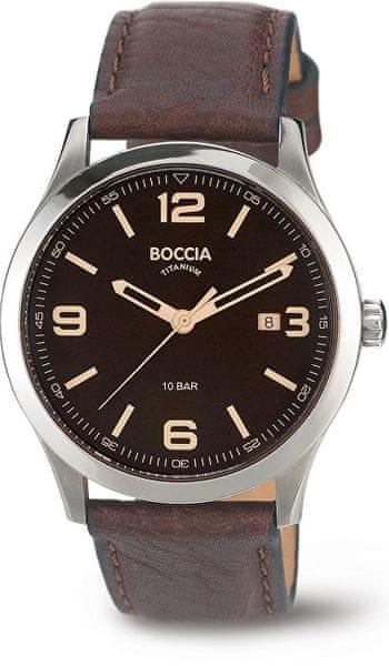 Boccia Titanium Dress 3583-01