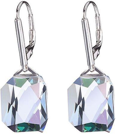 Preciosa Icy Splendour CrystalfülbevalóAB 6823 42 ezüst 925/1000