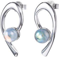 Preciosa Náušnice Crystal Dew Crystal AB 6813 42 stříbro 925/1000