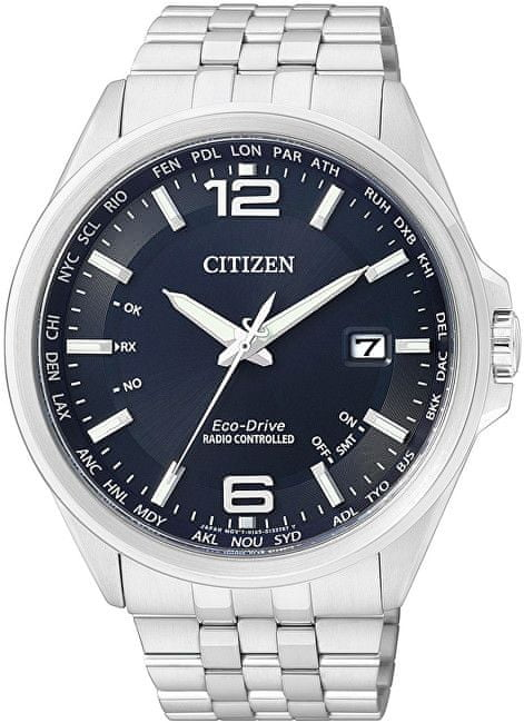 Citizen Eco-Drive Radio Controlled CB0010-88L