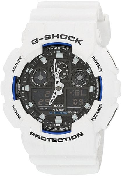 Casio The G/G-SHOCK GA 100B-7A