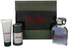 Hugo Boss Hugo - woda toaletowa 125 ml + dezodorant w sztyfcie 75 ml + żel pod prysznic 50 ml