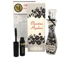 Christina Aguilera - EDP 30 ml + Max Factor Mascara