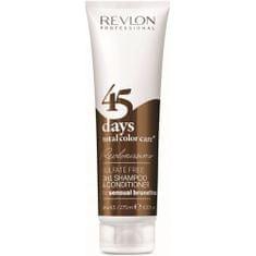 Revlon Professional Šampon a kondicionér pro smyslné hnědé odstíny 45 days total color care (Shampoo&Conditioner Sensual