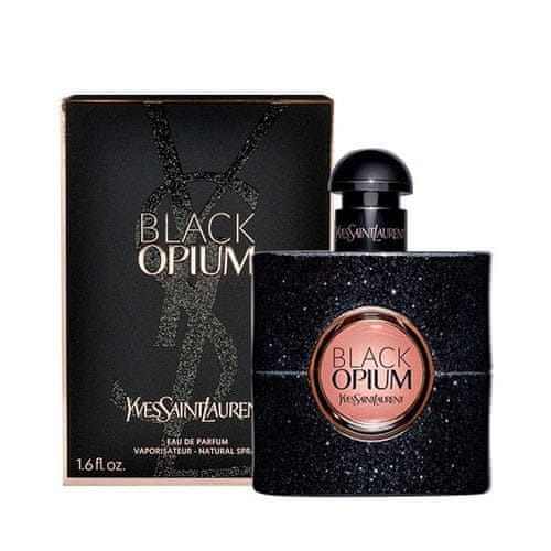Yves Saint Laurent Black Opium - EDP 50 ml pro ženy