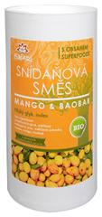 Iswari BIO Snídaňová směs Mango-Baobab