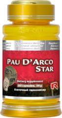 Starlife PAU D´ARCO STAR 60 kapslí