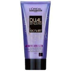 Loreal Professionnel Dvousložkový gel krém pro uhlazení vlasů (Dual Stylers Sleek&Swing Duo Creame + Gel) 150 ml