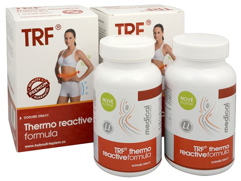 Clinex TRF Thermo reactive formula (Objem 2x 80 g)