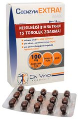 Simply you Coenzym Extra! Max 100 mg 30 tob. + 15 tob. ZDARMA