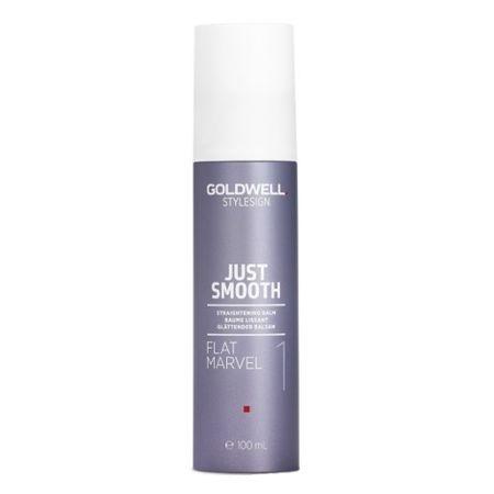 GOLDWELL Balzam pre vyhladenie a narovnanie vlasov Stylesign Straight (Just Smooth Flat Marvel) 100 ml
