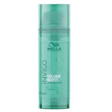 Wella Professional Maska pre väčší objem jemných vlasov Invigo Volume Boost (Crystal Mask) (Objem 500 ml)