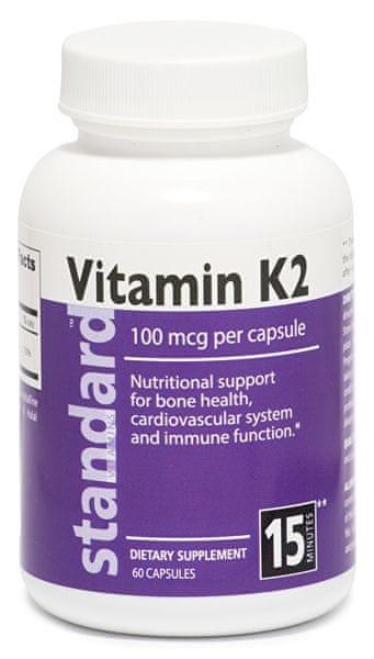 Natural SK Vitamín K2 60 kapslí