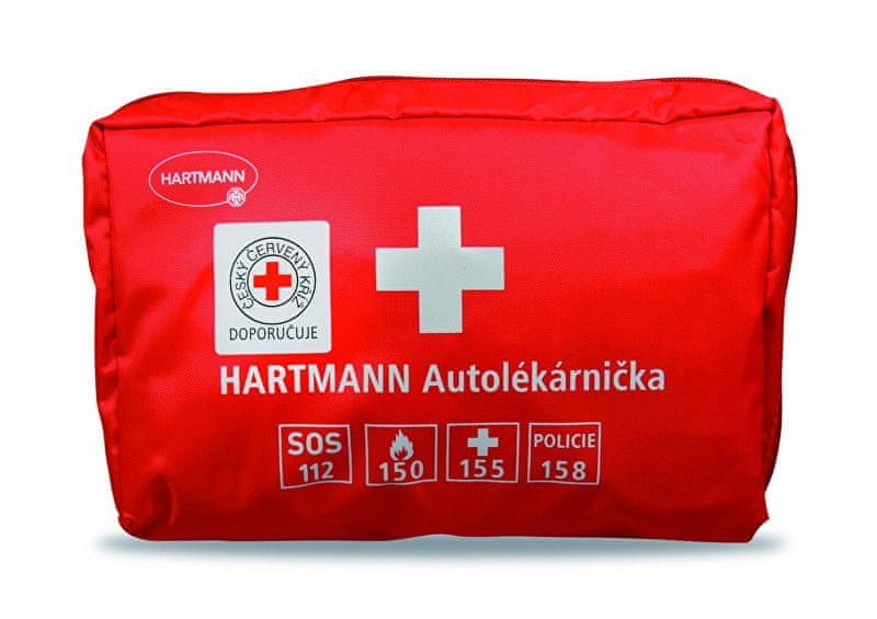 Autolékárnička Hartmann textilní 283/2015