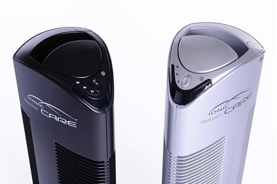 Ionic-CARE Čistička vzduchu Ionic-CARE Triton X6 černá 1 ks + Nápojová láhev Ionic-CARE