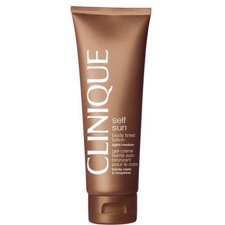 Clinique Samoopalające Sun Lotion Własna (Body Tinted Lotion) 125 ml (Odtieň Medium Deep)