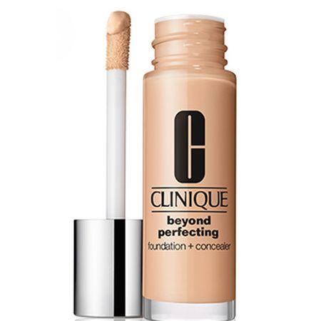 Clinique Hidratáló alapozó és korrektor egyben (Beyond Perfecting Foundation + Concealer) 30 ml (árnyék 11 Ho