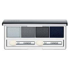 Clinique Pudrové oční stíny (All About Shadow Quad) 4,8 g