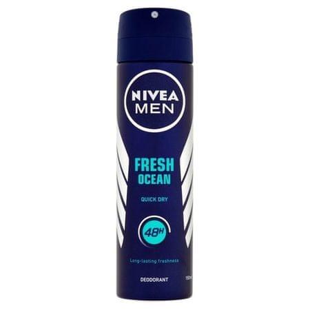 Nivea Dezodorant dla mężczyzn 48h Ocean Fresh 150 ml