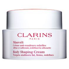 Clarins Tělový krém na pas boky a břicho (Body Shaping Cream) 200 ml