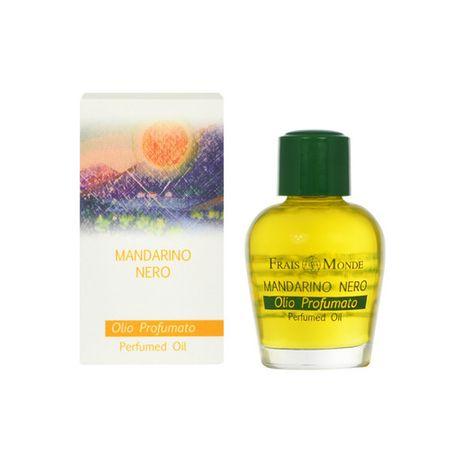 Frais Monde Parfumovaný olej Čierna mandarinka (Black Mandarin PERFUMED Oil) 12 ml