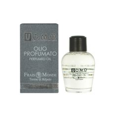 Frais Monde Parfémovaný olej Men Brutia (Perfumed Oil) 12 ml