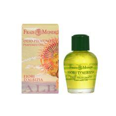 Frais Monde Parfémovaný olej Květy Albízie (Fiori D´Albizia Perfumed Oil) 12 ml