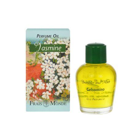 Frais Monde Parfumovaný olej Jazmín (Jasmine Perfume Oil) 12 ml