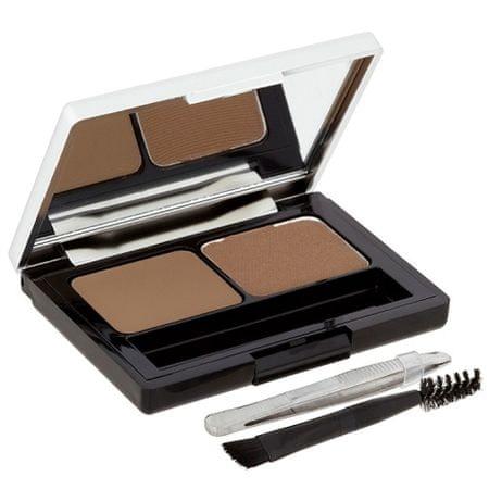 L'Oréal Szemöldök paletta (Brow Artist Genius Kit) 3,5 g (árnyalat Light To Medium)