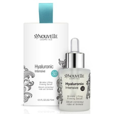 Intensywne surowicy elastyczne skóry i zaostrzenie i mniej zmarszczek hialuronowy 3,0 (15 ml) intens