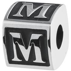Brosway Alphabet M TJ Man nemesacél medál BTJN56